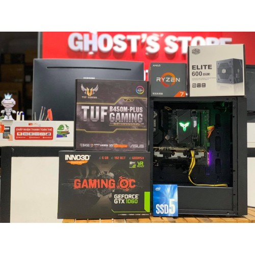 GAMING PC GHOST MG II