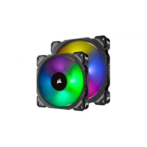 ML140 RGB Kit 2FAN + Lighting Node PRO