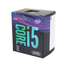 Intel Core i5-8400 Coffee Lake 6-Core 2.8 GHz (4.0 GHz Turbo) LGA 1151 v2