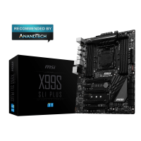 Mainboard MSI X99S SLI PLUS