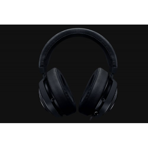 Razer Kraken Pro V2 – Analog Gaming Headset – Black – Oval Ear Cushions