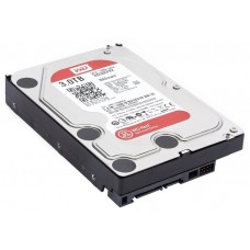HDD Western Caviar Red 3TB  5400Rpm, SATA3 6Gb/s, 64MB Cache